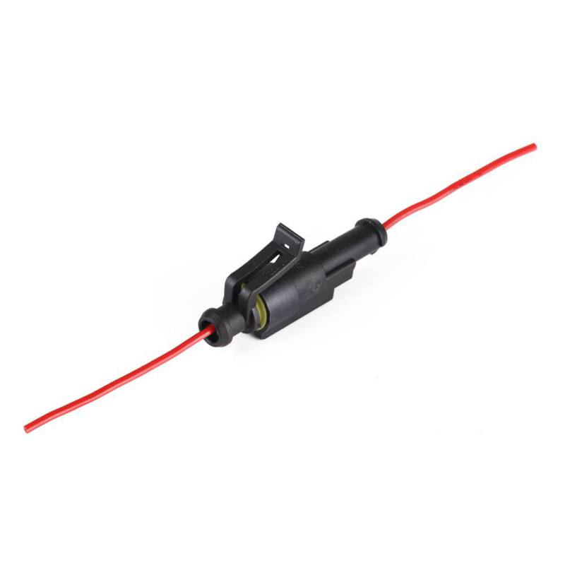 uxcell Car Waterproof Cable Connectors Sockets 6-Pin 6 Way